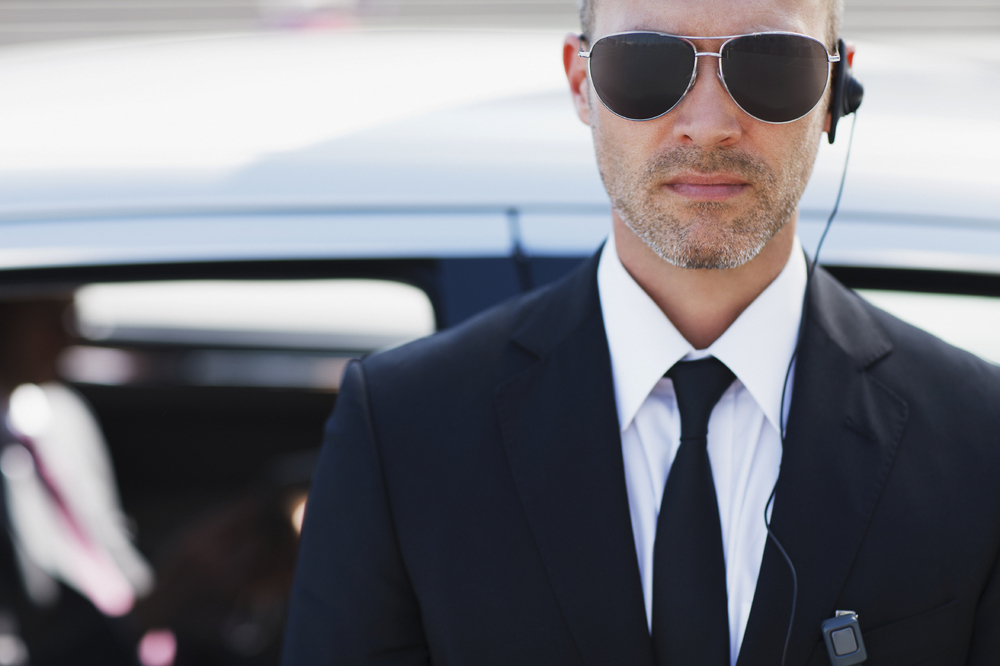 Close Protection Chauffeur